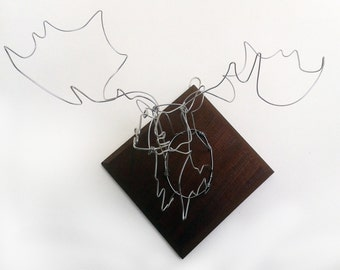 Custom Animal -  Wire Sculpture