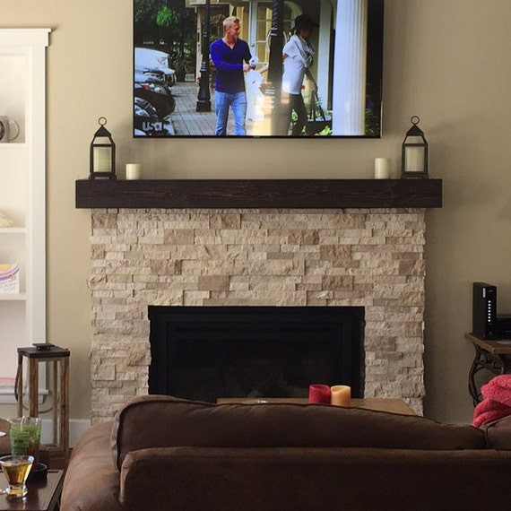 Mantle Without Fireplace Home Interior Design Trends