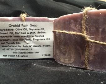 Orchid Rain Soap