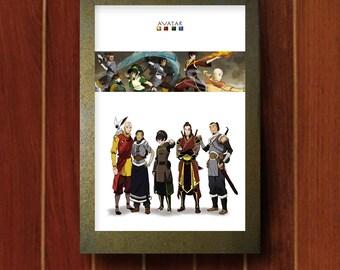 Avatar: Team Avatar Print