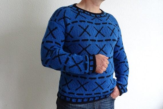 knit mens sweater bojack horseman sweater bojack sweater