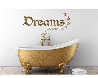 Custom quote wall decal (see description)