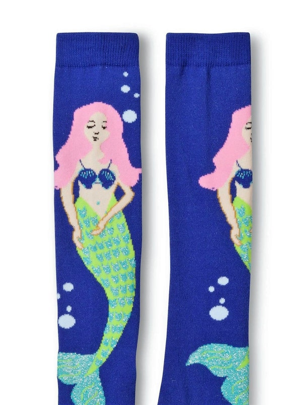 Mermaid Leg Warmers For Infant Toddler Or Child Mermaid