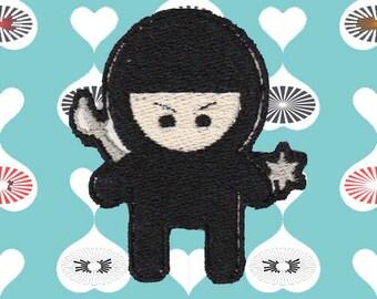 Ninja Patch (Free Shipping)