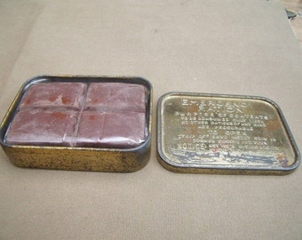 WW2 REPRODUCTION CHOCOLATE BAR For The Emergency Ration Tin