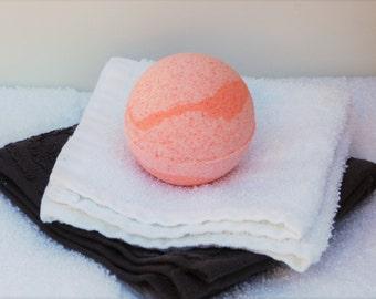 Bath Bomb - Bath Fizzy - Blackberry Vanilla Bath Bomb - Fruit Bath Bomb - Kids Bath Bomb - Pink Bath Bomb - Bath Fizzie - Bath Bombs - Bath