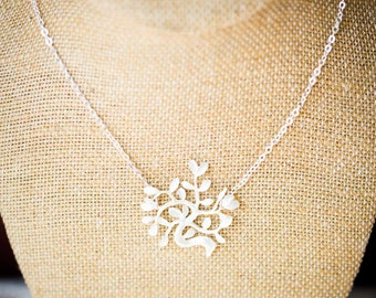 The Chaya Necklace (Tree of Life)