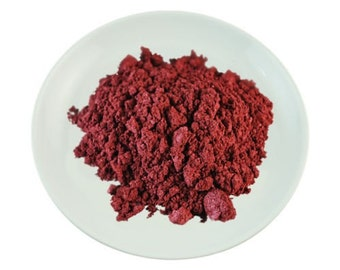 Fire Red Sparkle Mica - 100g