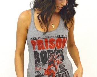Prison rodeo 1986 tribue