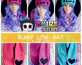 BUNNY LOVE HAT