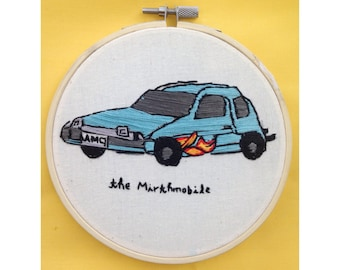 Mirthmobile embroidery