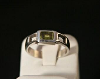Tourmaline Ring # 585