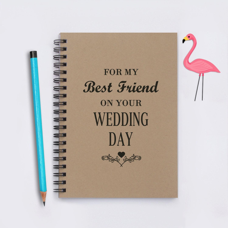 Wedding Gift Idea For Friend: Best Friend Wedding Gift For My Best Friend On Your Wedding