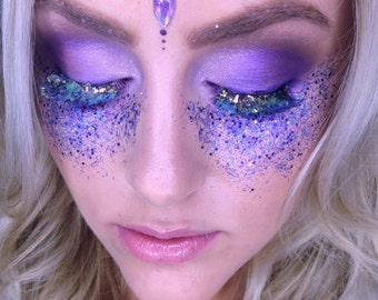 GLITTER SET Loose Glitter Makeup Mermaid Glitter Halloween Costume Makeup Mermaid Costume ««« 00POE «