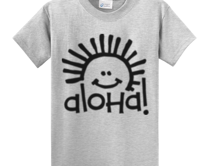 Aloha Sunshine T-Shirt for the whole familiy