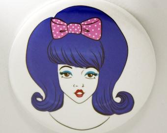 60's Mod Hairspray Girl Gift Set