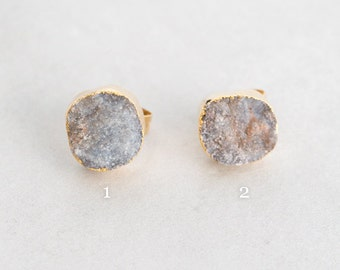 Neutral Natural Stone Ring - 040400022