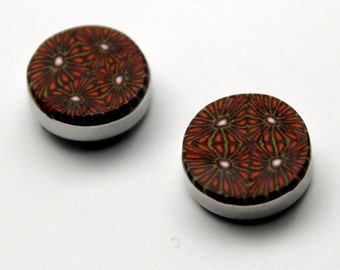 Shirt button covers