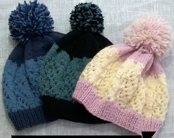 "Knitting Pattern PDF to download "" Chic Mountain"""