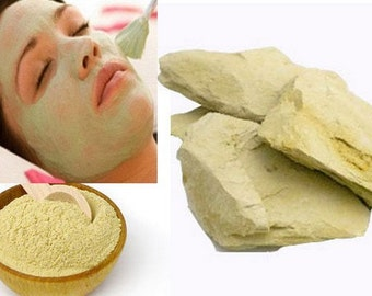 Fuller's Earth Clay Powder Great for acne prone skin Sagging Skin Due To Aging 100gms