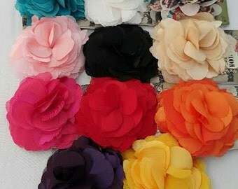 Steering wheel cover flowers - Add  a flower to your cover .
