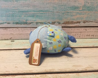 Alphie the Turtle Tab Toy