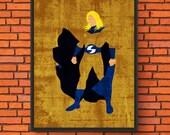 Minimalism Art - Sentry P...
