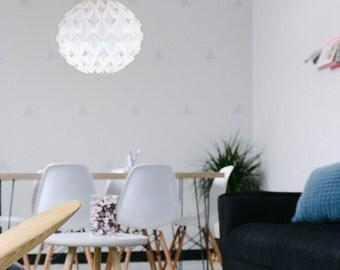 Origami Paper lampshade: La Bomba