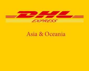 DHL to Asia & Oceania