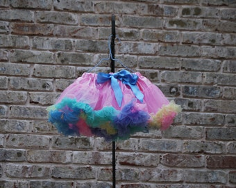 Ready to Ship Sprinkled Cupcake Pettiskirt 12mos - FREE SHIPPING
