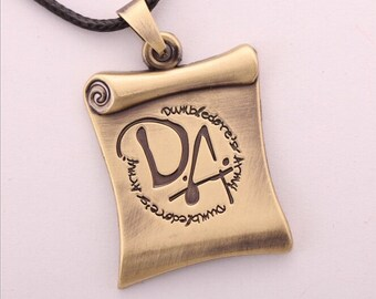 Dumbledore's Army Necklace