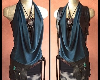 ND/Halter top,Beautiful Earth color,Hippie,Bohemian,Gypsy,boho,Nomad World