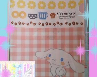 Cinnamoroll Craft Plastic Paper Folder