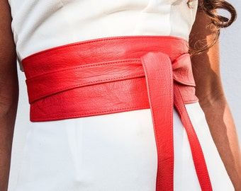 Tan - Red Belts