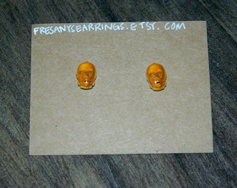 C3-PO Earrings.
