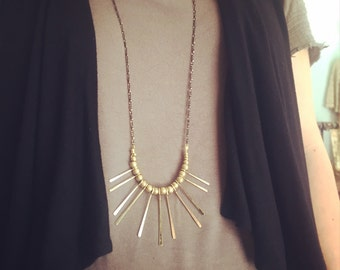 Festival Fringe Favorite Necklace // Handmade in San Francisco