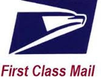 Extra First Class Mail