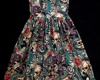 Gothic Zen Dress