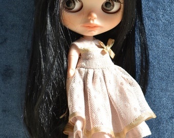 Handmade dress for Blythe and Pullip outfit