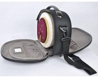 Khaki imamah cover Bag Kufi, Takiyyah, Sarik, islamic cap handbag shoulder bag