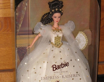 1996 Limited Edition Barbie Empress Kaiserin Sissy Doll NRFB