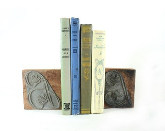 4 French Books Set, Decorative Color Library, Instant Collection, Coffee Table Decor, Ivanhoe, Walter Scoot, James Norman, Pasteur