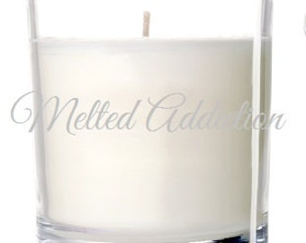 Black Tie  Luxury Soy Candle