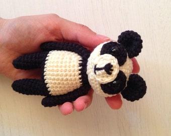 PDF Pattern of the Panda