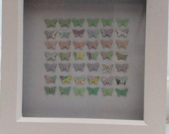Handmade Butterfly Paper Cut