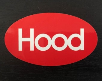 Phish Hood Vinyl Sticker Car Decal