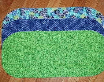 Baby Burp Cloth, set of 3, Infant, Newborn, Baby