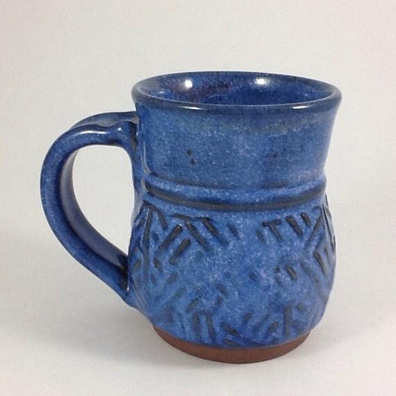 Ceramic Mug Pottery Mug Handmade Stoneware by ...