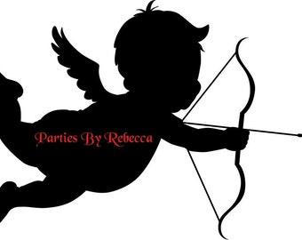Cupid  & Arrow SVG Set