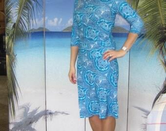 Aqua Modesta style 2621 swim dress/cover-up